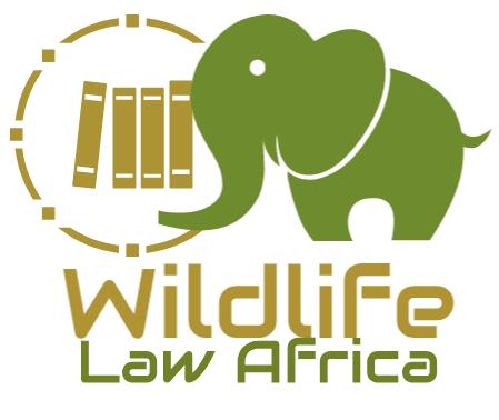 Wildlife Law Africa Logo